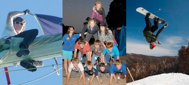 Venturer Scouts Activities