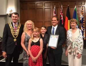 Congratulations to Waringa